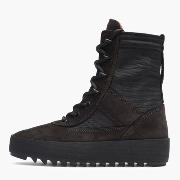 32eb9113 Yeezy Shoes | Nwob Season 3 Combat Boot | Poshmark